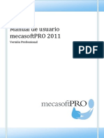 Manual Professional2011