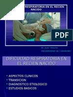 Sx Dif Respiratoria Nenonatal
