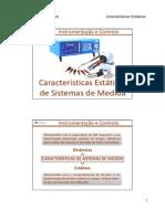03. Acetatos Caracteristicas Estáticas de Sistemas de Medida