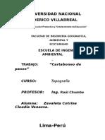Cataboneo de Pasos (topografía)