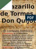 El Lazarillo de Tormes y Don Quijote