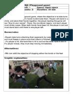 Ninja (Playground game)