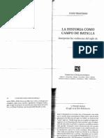 Traverso_Historia Como Campo de Batalla Cap.1