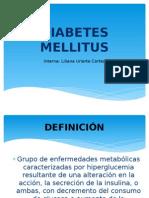 Diabetes Mellitus 2013!!!
