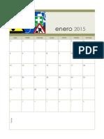 Calendario OMS