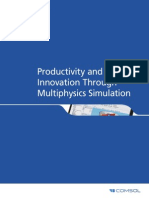 Comsol Multiphysics Simulation