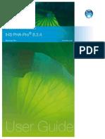 PHA Pro User Guide 8.3.4