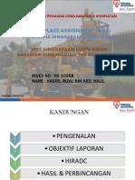 SHO safety and health officer - PEPERIKSAAN PEGAWAI KESELAMATAN & KESIHATAN - Wpa Presentation Sho Paper 4 Hasril
