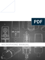 SE Electronic Microphones Manual