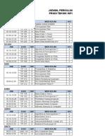 [Revisi]Jadwal Kuliah Genap Reg-b-Informatika 2013-2014 Revisi-1