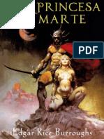 Uma Princesa de Marte Barsoom - - Edgar Rice Burroughs