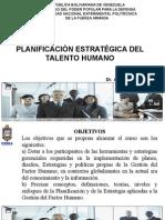Planificación Estrategica Del Talento Humano