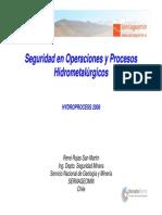 Analisis de Accidentabilidad en Mineria