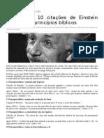 Eisten - 10 Principios Espirituais