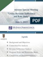 St. Augustine Capital Improvement Plan Presentation