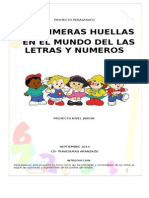 Proyecto Pedagogico Completo Mate Lengua