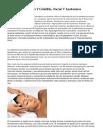Shock Anti Flacidez Y Celulitis, Facial Y Anatomico