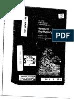 ADA169794 - Second International Conference on Numerical Ship Hydrodynamics - September 1977 - University of California, Berkeley
