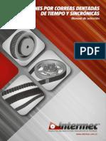 Manual Poleas Dentadas Intermec