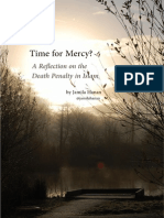 Time for Mercy? A reflection on the death penalty in Islam