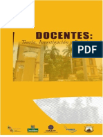 Desarrollo Profesional Continuo de Los Docentes. Teoria Investigacion y Practica-libre