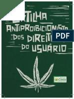 Cartilha Antiproibicionista 2015