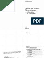 Oviedo Jose Miguel Historia de La Literatura Hispanoamericana Vol 1 PDF