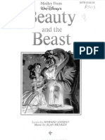 Beauty and the Beast Medley_SATB