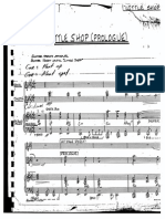 Little Shop of Horrors (Original Broadway) Piano Conductor Score