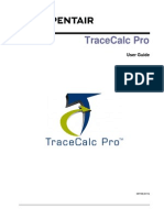 TraceCalc Pro v 2.0 Manual