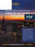 The Teaching Course NYC