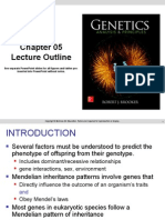 genetics Ch05 Lecture