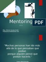 Mentoring 2015 Borrador