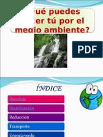 Medio Ambient e 2