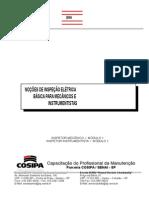 Noções de Inspeção Elétrica Básica Para Mecânicos e Instrumentistas