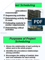 Project Schedling