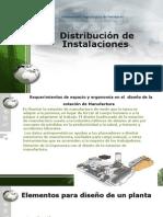 Exposicion Distribucion de Planta