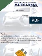 1.3.3 Fusibles Automotrices