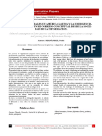 CONSUMOS CULTURALES EN AMÉRICA LATINA Y LA EMERGENCIA DEL PROSUMIDOR