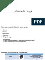 4.1 Sistema de Carga