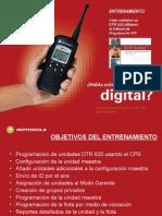 Auto-Entrenamiento Dtr 620 Cps