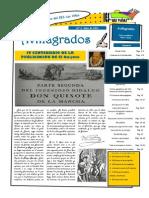 Revista Aviñagrados. Numero 4. Curso 2014-2015