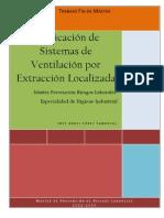 VERIFICACIÓN DE SISTEMA DE VENTILACION