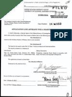 Emilio Herrera The Fappening Search Warrant