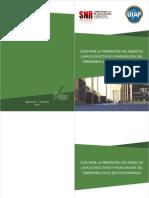 Guia Para La Prevencion de Riesgo de LAFT en El Sector Notariado 2013