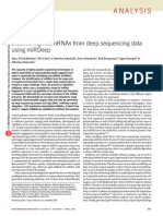NbDiscovering microRNAs from deep sequencing data using miRDeept / Authors