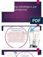 Marketing estratégico par nuevos productos.pptx