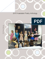 2015 Huakailani Poetry Anthology