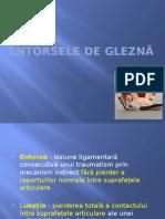 Entorsele de Gleznă Postuniv 2015