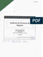 Auditoria de Proceso de Negocio_que Es Un Proceso